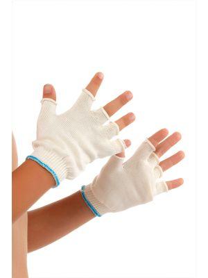DermaSilk Child Fingerless Gloves
