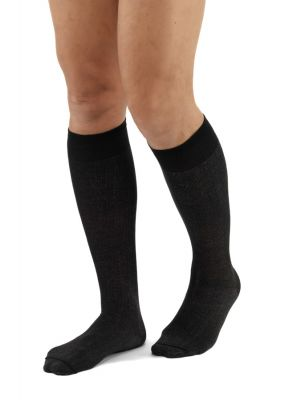 DermaSilk Long Comfort Socks