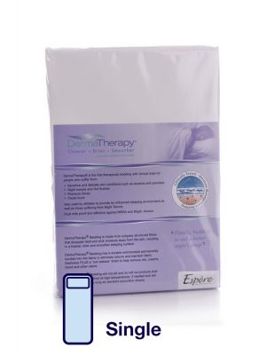 DermaTherapy Fitted Sheet - Single