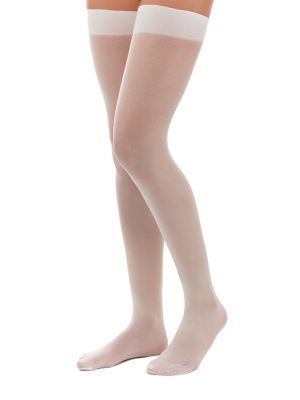 DermaSilk Thigh Length Undersocks