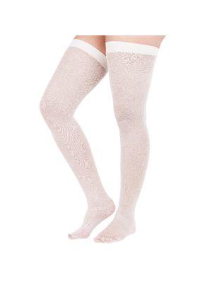 DermaSilk Thigh Length Undersocks