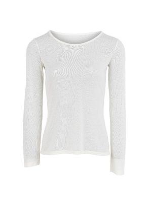 DermaSilk Ladies Shirt Round Neck Long Sleeve