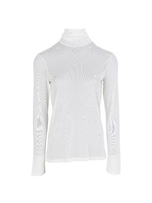 DermaSilk Unisex Long Sleeve Roll Neck Shirt