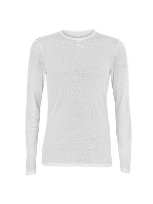 DermaSilk Gents Round Neck Shirt Long Sleeve