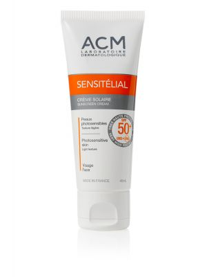 Sensitelial Sunscreen 40ml Cream SPF 50