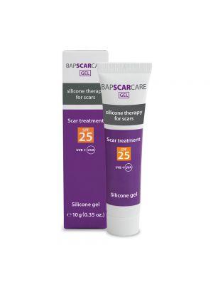 BAPScarCare SPF25 Silicone Gel 10g